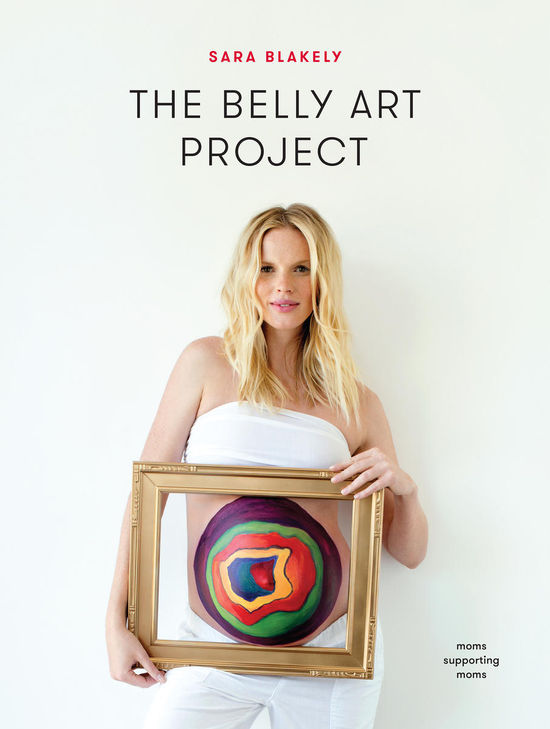 the belly art project book cover