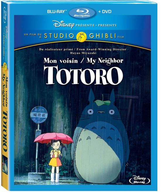 Best Family Movies My Neighbor Totoro