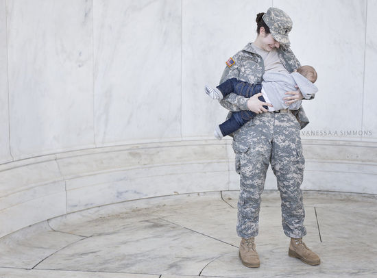 breastfeeding military moms 2