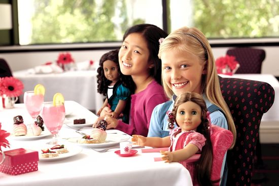 Chicago American Girl Restaurant
