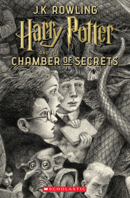 Harry Potter Art Book Cover 2