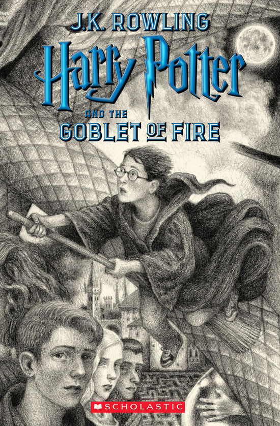 Harry Potter Art Book Cover 4