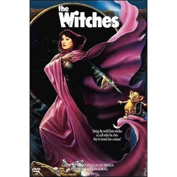 witches movie poster