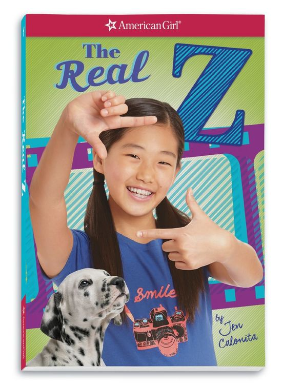 american girl introduces z