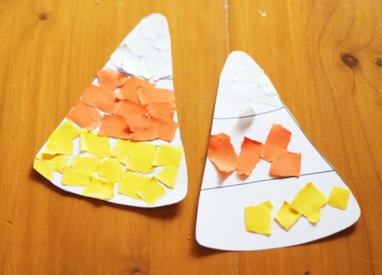 13 Easy Halloween Crafts For Toddlers Parents