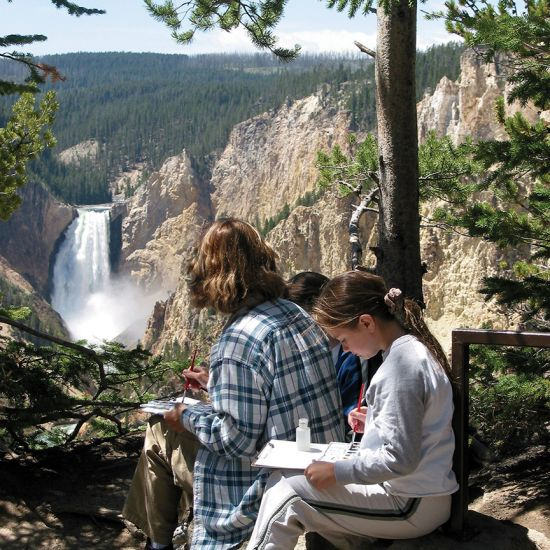 yellowstone for families