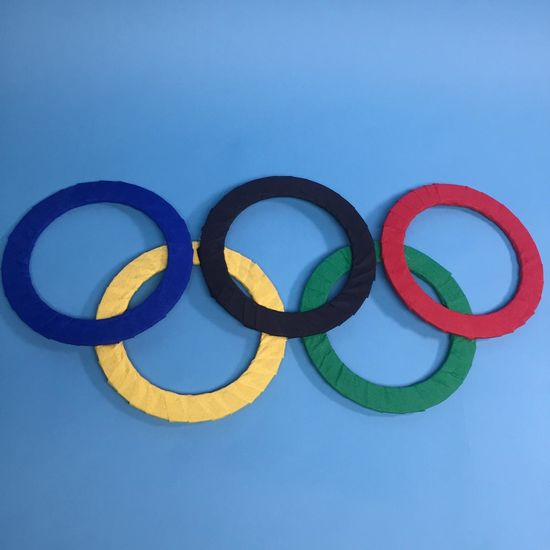Olympic Crafts Rings