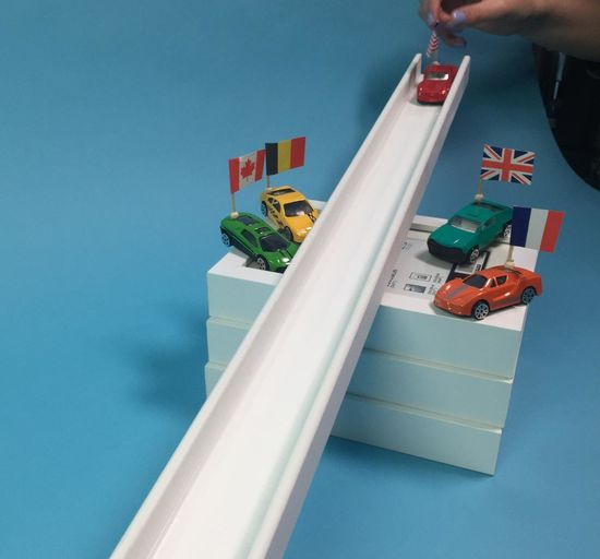 Olympic Crafts Luge