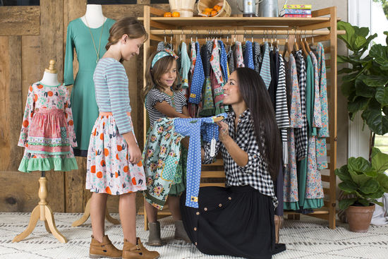 Joanna Gaines Matilda clothing line for kids