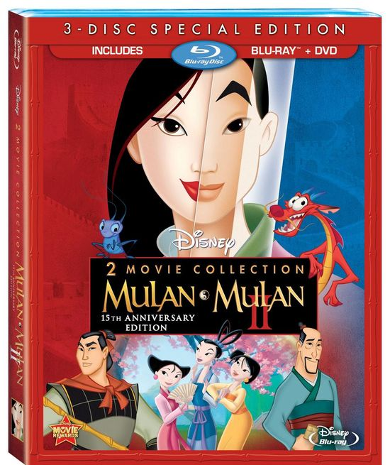 Best Family Movies Mulan