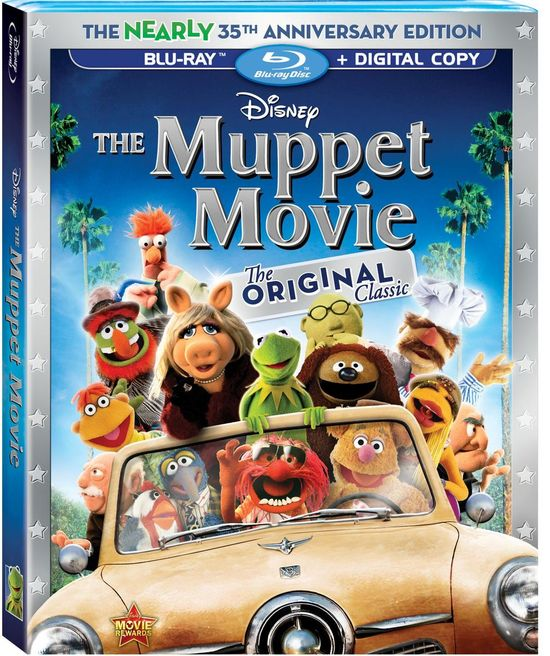 Best Family Movies The Muppet Movie