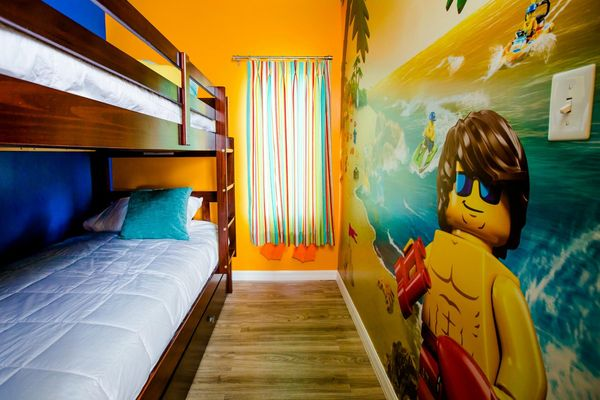 LEGOLAND Florida Resort Bedroom