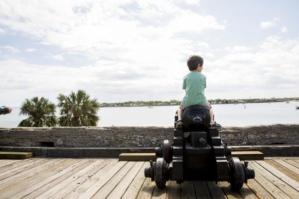 Realistic Dream Vacation St. Augustine Florida