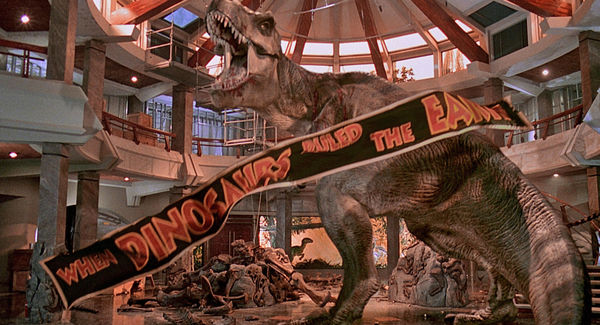 Best Family Movies Jurassic Park