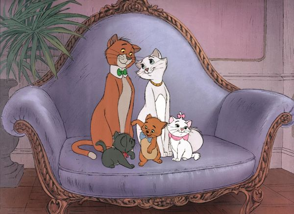 Best Family Movies The Aristocats