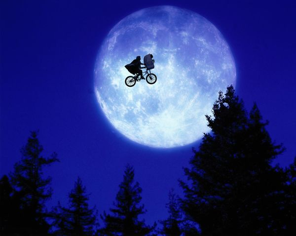 Best Family Movies E.T. The Extra Terristrial