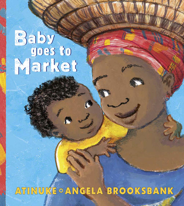 Baby Goes to the Market Book Cover