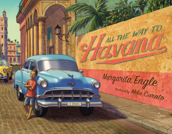 All the Way to Havana Book Cover