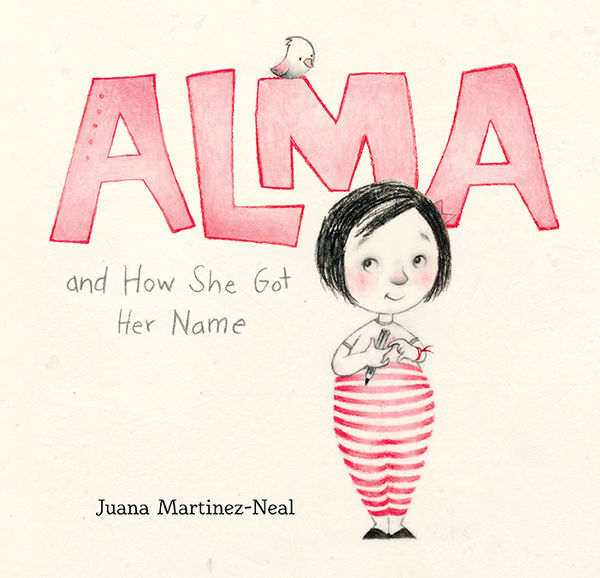Alma and How She Got Her Name Book Cover