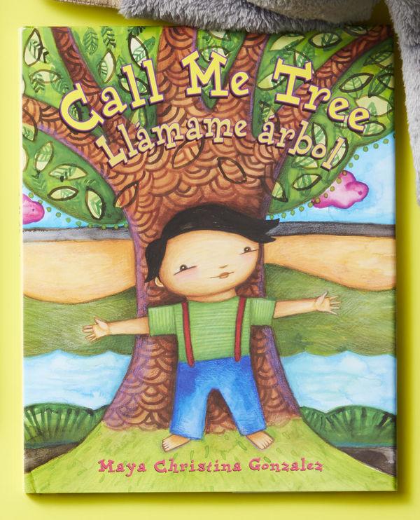 Call Me Tree Book Cover