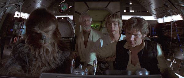 Best Family Movies Star Wars: Episode IV A New Hope