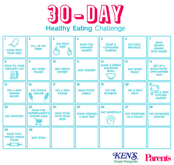 The 30 Day Potato Diet Challenge