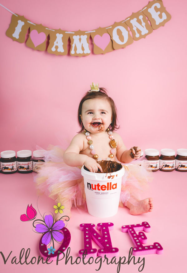 nutella smash cake by vallone photography 1