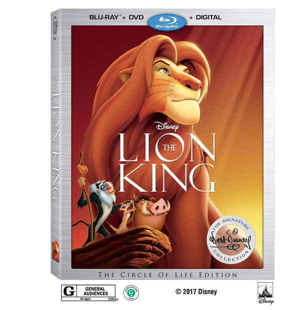 Best Family Movies The Lion King