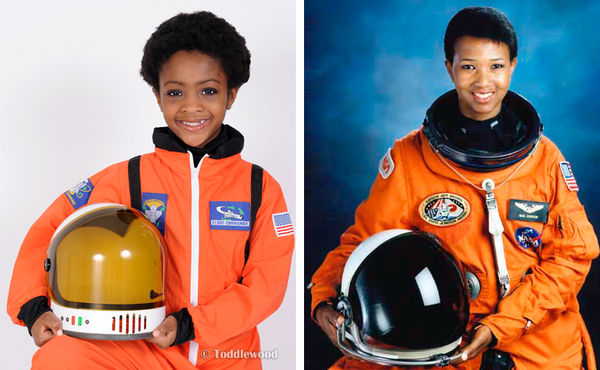 Girl Scouts Women's History Month Mae Jemison