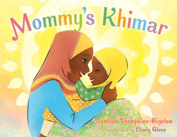 Mommys Khimar Book Cover