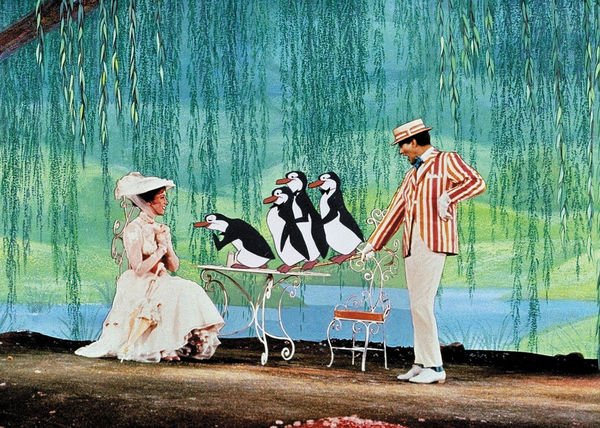 Best Family Movies Mary Poppins