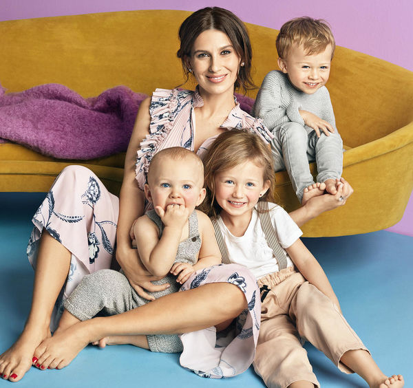 Hilaria Baldwin And Children