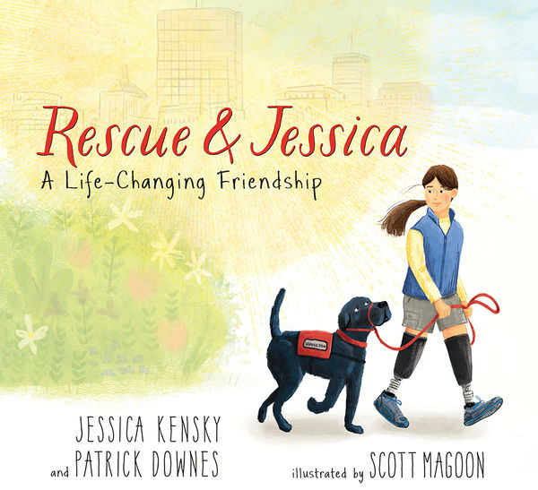 Rescue and Jessica a Life Changing Friendship Book Cover