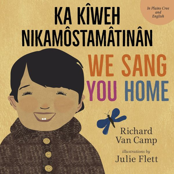 We Sang You Home Book Cover